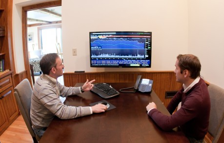 Technology keeps us abreast of changing markets