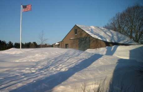 Neither snow, nor cold, nor wind, nor more snow…